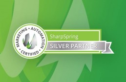 SharpSpring Silver Certified Agency Partner
