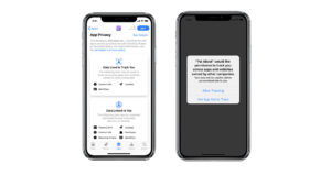 Apple ios 14 privacy policy